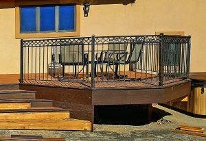 Hand rail, custom handrail